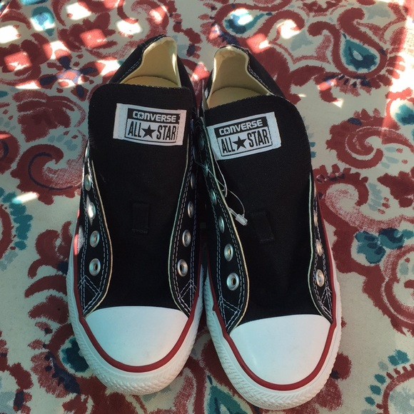 Converse Other - Men's NWT converse all star no laces
